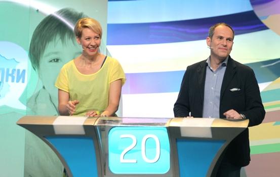 Татьяна Лазарева и Михаил Шац показали, насколько хорошо они понимают детей