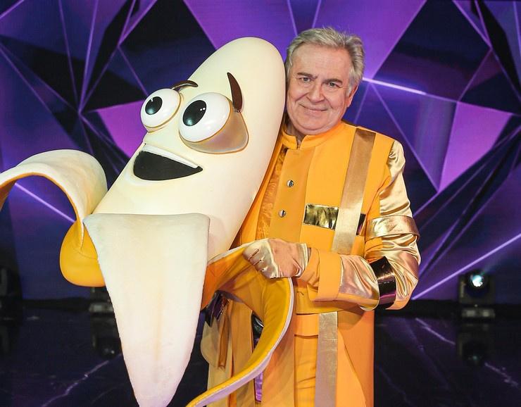 Юрий Стоянов скрывался за маской Банана