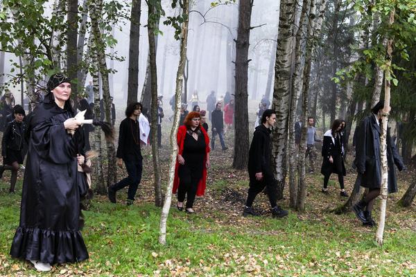 Первые фото со съемок 21 сезона «Битвы экстрасенсов»