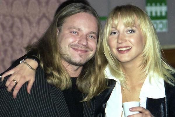 Владимир Пресняков стал первым мужем Кристины