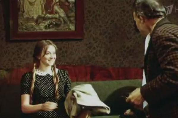 Маргарита Терехова и Михаил Глузский в фильме «Монолог», 1972 год