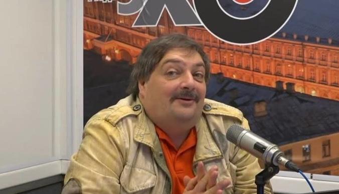 Дмитрий Быков назвал причину госпитализации