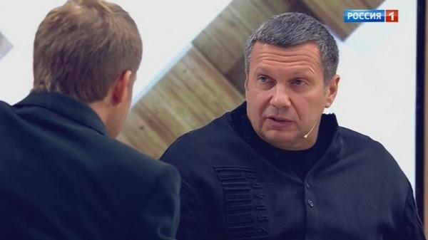 Владимир Соловьев решился на откровенную беседу с Борисом Корчевниковым