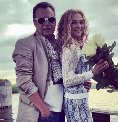 Владимир и Мария Левкины
