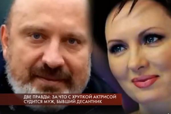 Конфликт Елены Ксенофонтовой и ее гражданского мужа Александра Рыжих стал темой многих телепрограмм