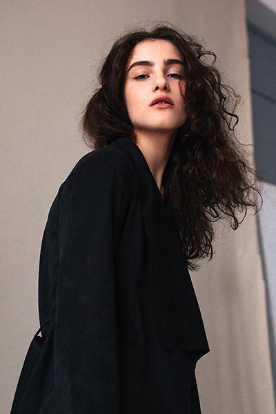 Дочь Владимира Турчинского Ксения