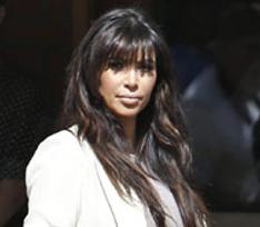 Ким Кардашьян назовет дочку Север Западный