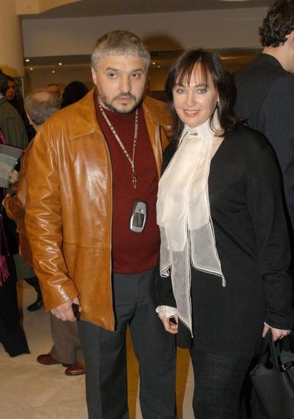Лариса Гузеева: «Мой муж Игорь такой ехидный»