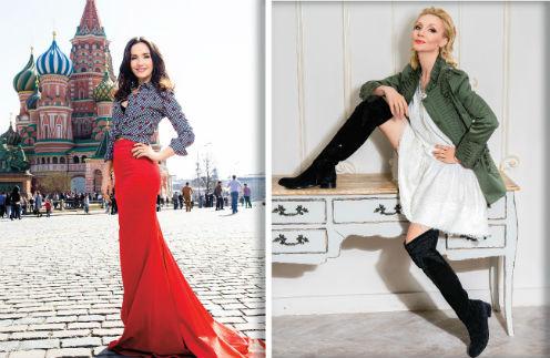 Сегодня праздник у певиц: как отмечают дни рождения Кристина Орбакайте и Наталия Орейро