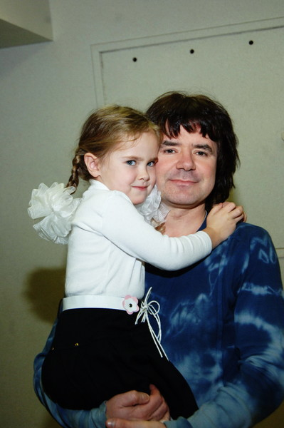 Евгений Осин обожал дочку Агнию
