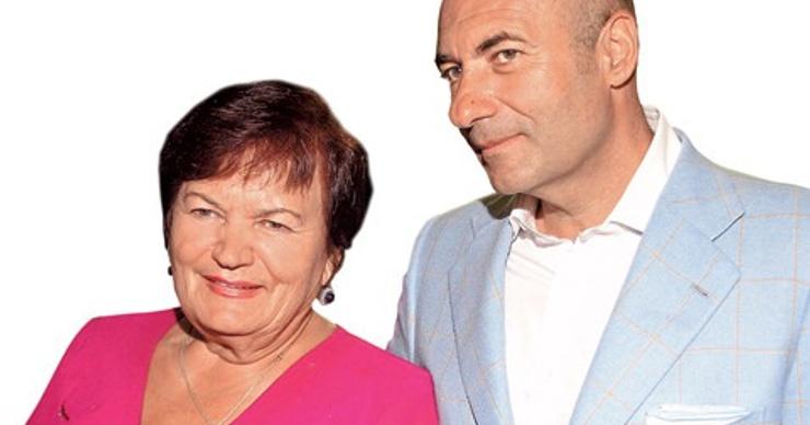 Игорь Крутой подарил маме квартиру в Майами