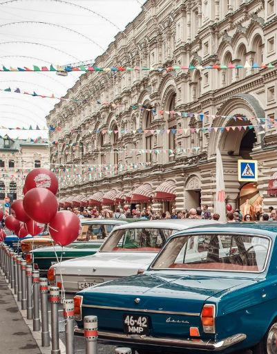Авто СССР