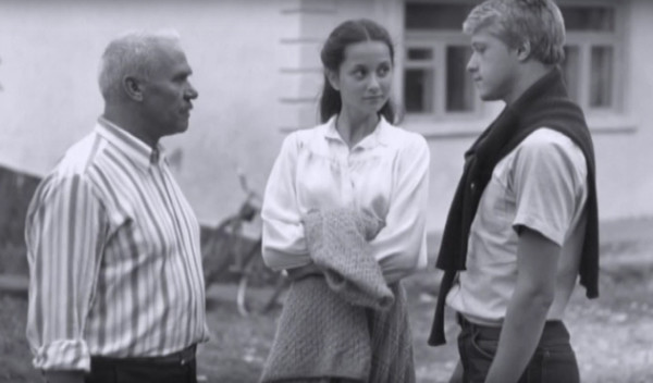В 15 лет Ольге Кабо досталась роль в фильме «И повторится все...»