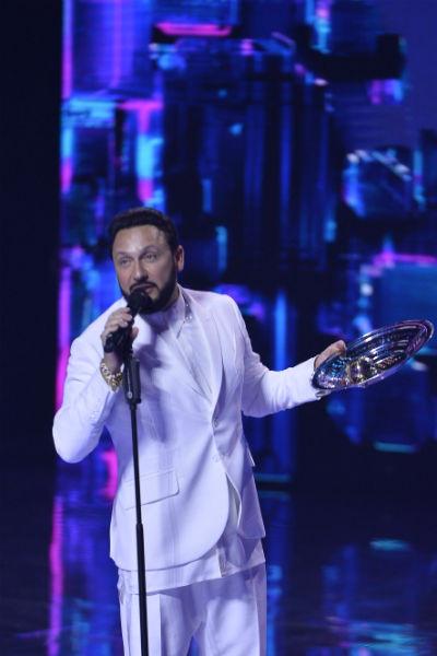 Стас Михайлов выиграл премию как лучший исполнитель десятилетия