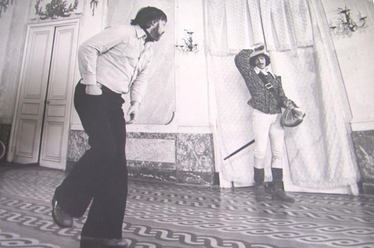 Режиссер уверял, что у д'Артаньяна должна быть даже особая походка