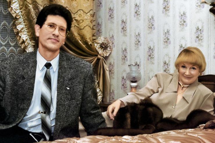 Отношения Хитяевой с Андреем закончились спустя восемь лет