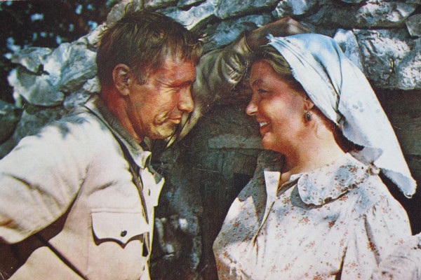 Из-за смерти мужа Лидия Федосеева-Шукшина отказалась закончить съемки в фильме