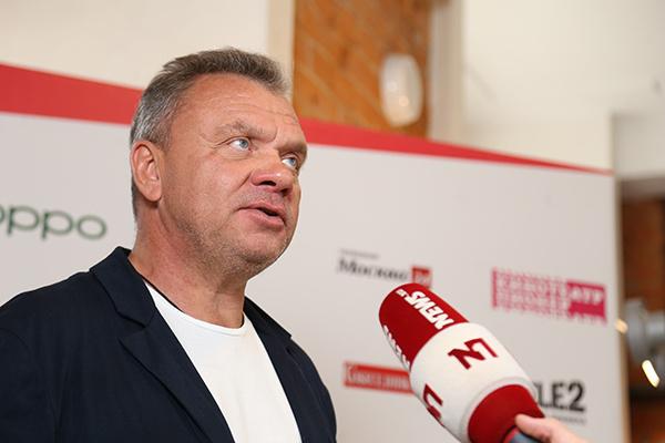 Продюсер и глава Попечительского совета Фестиваля уличного кино Игорь Мишин