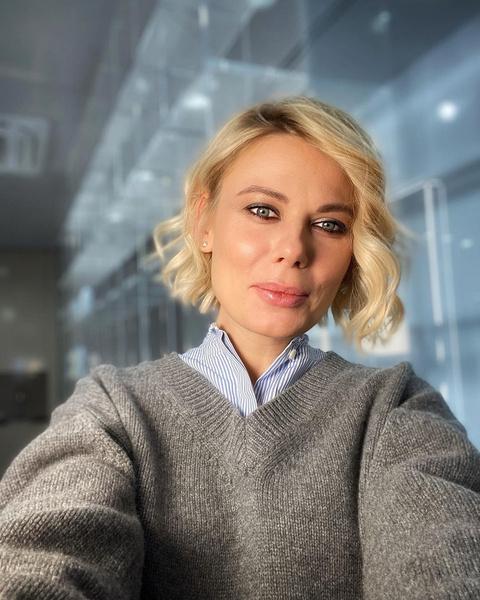 Екатерина Тулупова родила шоумену сына