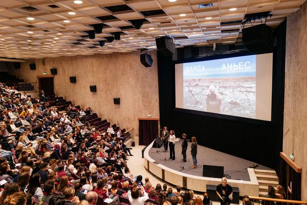 14 октября состоялась премьера последнего фильма легенды французского кинематографа Аньес Варда
