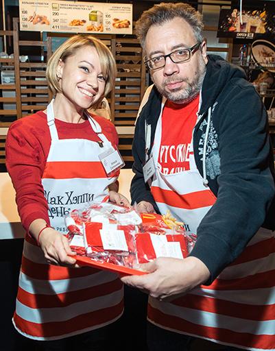 Алиса Селезнева и Вадим Воронов