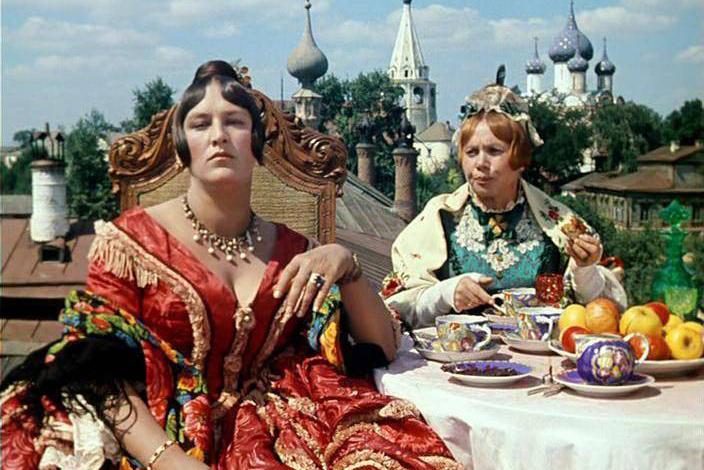 Мордюкова была известна как артистка, которой подвластно любое амплуа