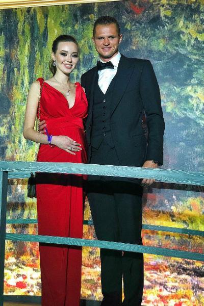 Анастасия стала третьей женой Дмитрия Тарасова