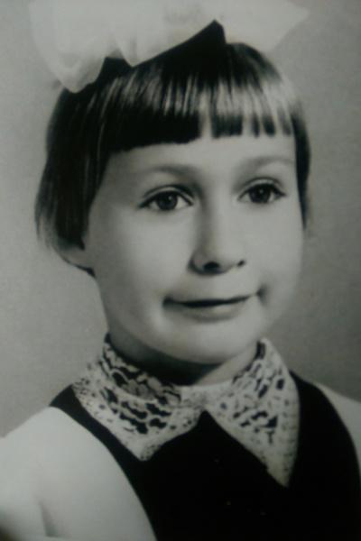 Мария Аронова с детства любила выступать на публике
