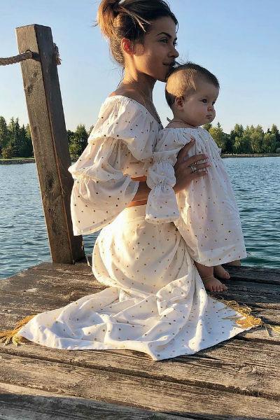 Галина часто делится с поклонниками подробностями из жизни дочери