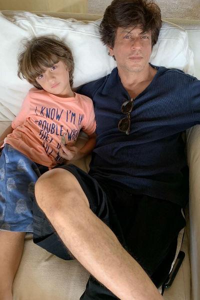 Актер проводит много времени с детьми