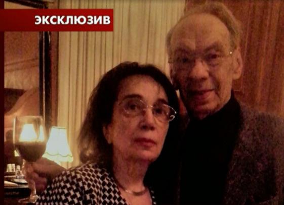 Гитана Аркадьевна была замужем за актером более 50 лет