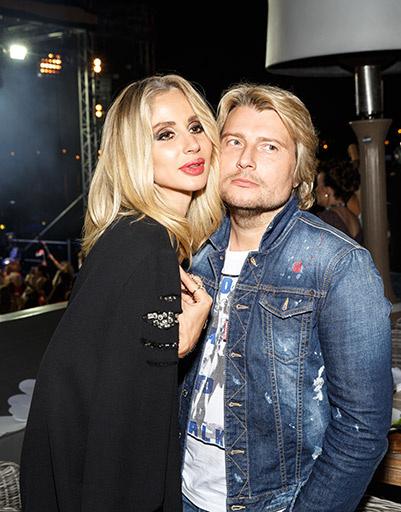 Светлана Лобода и Николай Басков