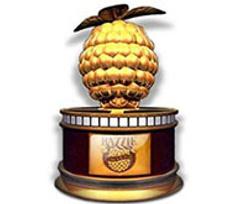 В Голливуде вручили «Золотую малину» за худшие киноработы