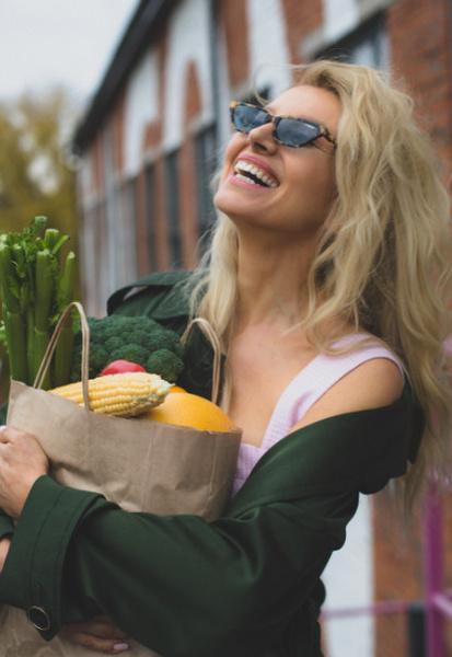 Много лет Ирина придерживается вегетарианства