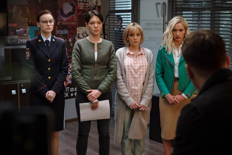 «Девушки с Макаровым» — комедия о буднях обычного отделения полиции в одном из районов столицы