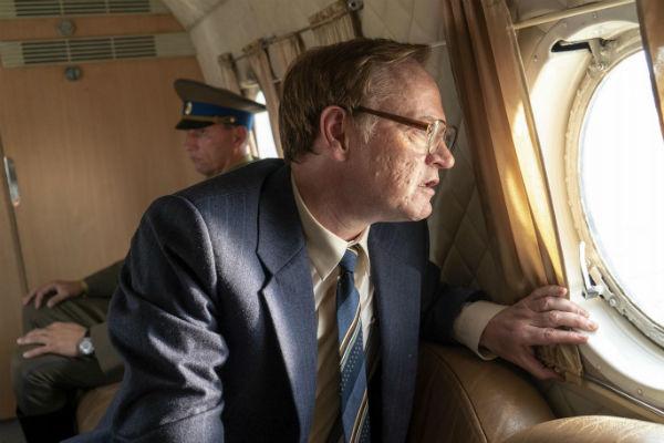 Джаред Харрис перед съемками консультировался с очевидцами трагедии