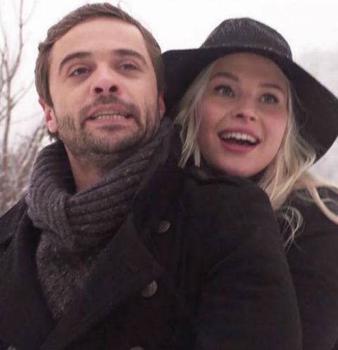 Илья Глинников и Екатерина Никулина