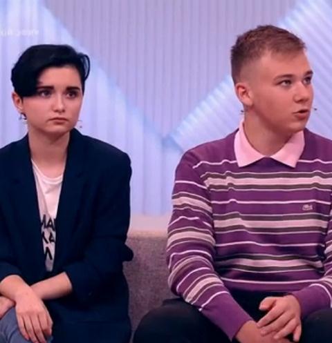Марина и Георгий учатся в школе, где произошла трагедия