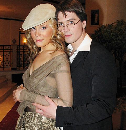 Денис Матросов и Мария Куликова прожили в браке четырнадцать лет