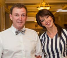 Виктор Рыбин и Наталья Сенчукова рассказали о семейном хобби