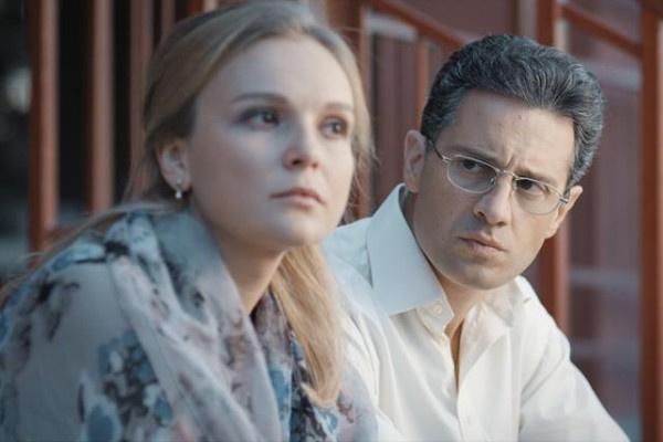 Антон Макарский исполнил одну из главных ролей в сериале «Гражданин Никто»