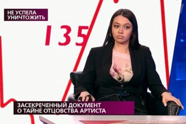 Злата Герчикова стала любовницей Степана Меньщикова, когда тот был женат