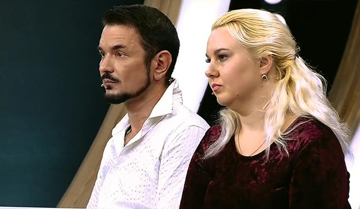 Светлана Андрианова и Денис Сердюков