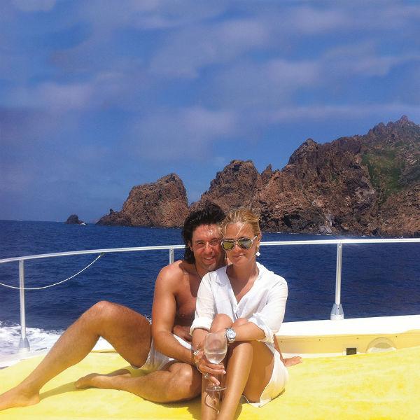 С женой Натальей они вместе уже пять лет