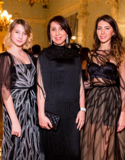 Ирина Меладзе с дочками