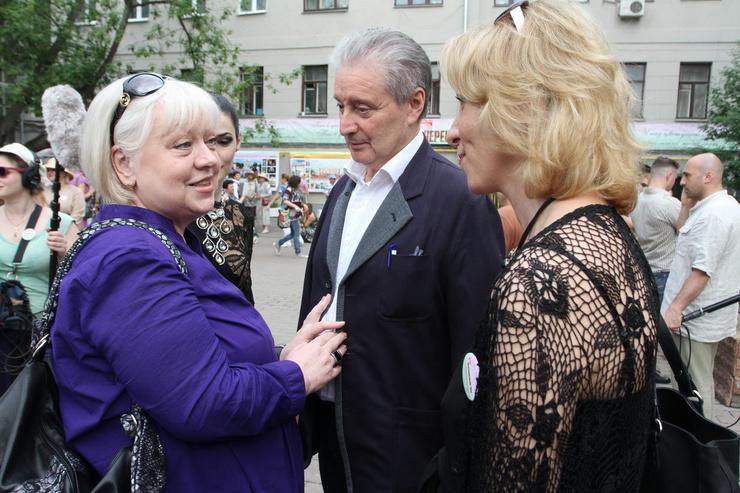 Вчера Крючкова заставила коллег и поклонников изрядно поволноваться