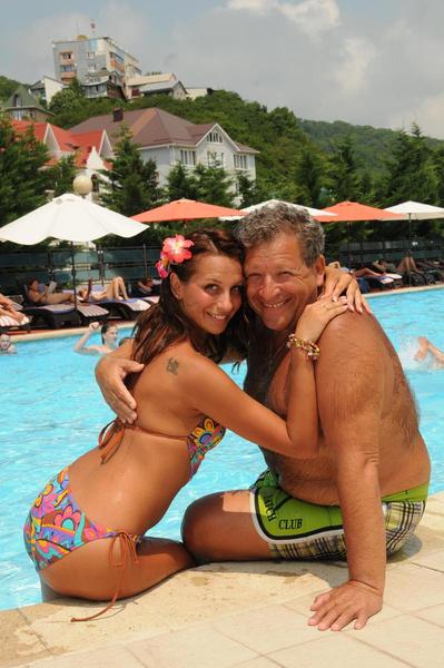 Анна и Борис Юрьевич были в браке четыре года