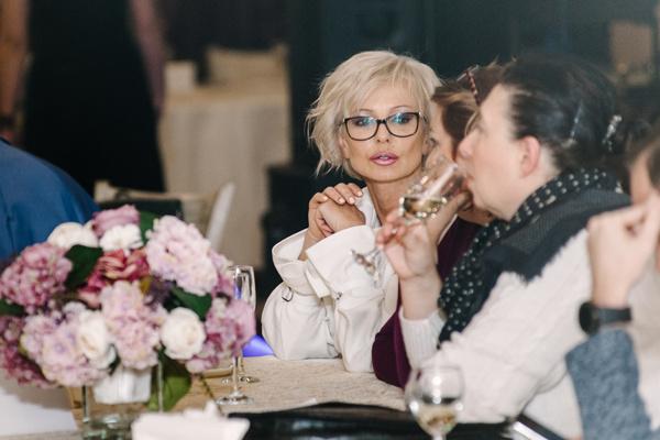 Актриса Анна Касаткина