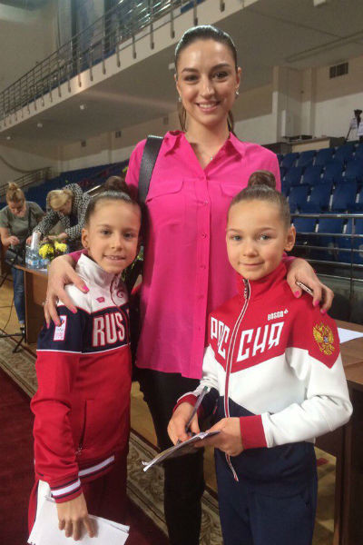 Евгения Канаева и следующее поколение гимнасток