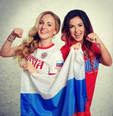 Мария Шурочкина восхищается своей сестрой